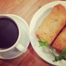 croquettes and red borscht dish of the day - barszcz z krokietami danie dnia